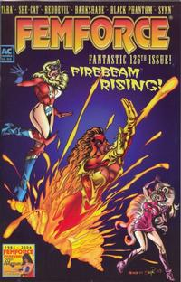 Cover Thumbnail for FemForce (AC, 1985 series) #125