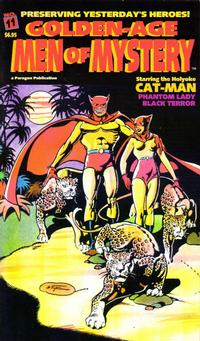Cover Thumbnail for Golden-Age Men of Mystery (AC, 1996 series) #11