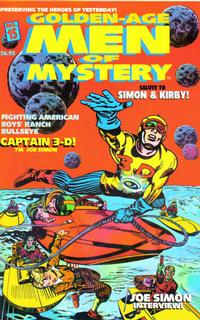 Cover Thumbnail for Golden-Age Men of Mystery (AC, 1996 series) #15