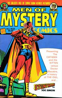 Cover Thumbnail for Men of Mystery Comics (AC, 1999 series) #17