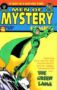 Cover Thumbnail for Men of Mystery Comics (AC, 1999 series) #18