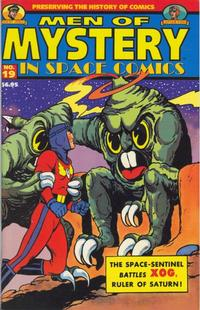 Cover Thumbnail for Men of Mystery Comics (AC, 1999 series) #19