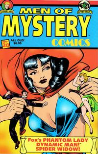 Cover Thumbnail for Men of Mystery Comics (AC, 1999 series) #20