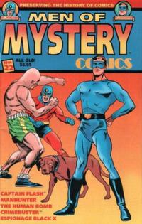 Cover Thumbnail for Men of Mystery Comics (AC, 1999 series) #22