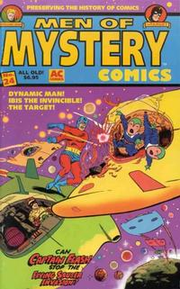 Cover Thumbnail for Men of Mystery Comics (AC, 1999 series) #24
