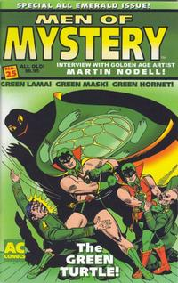 Cover Thumbnail for Men of Mystery Comics (AC, 1999 series) #25