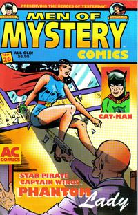 Cover Thumbnail for Men of Mystery Comics (AC, 1999 series) #26