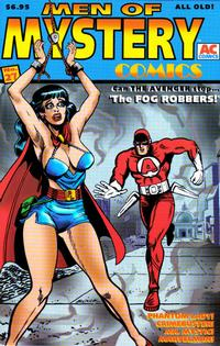 Cover Thumbnail for Men of Mystery Comics (AC, 1999 series) #27