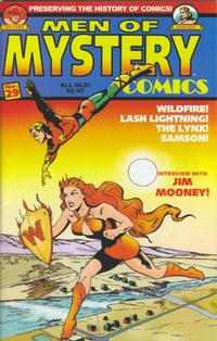 Cover Thumbnail for Men of Mystery Comics (AC, 1999 series) #29