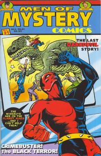 Cover Thumbnail for Men of Mystery Comics (AC, 1999 series) #31