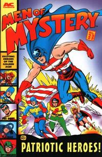 Cover Thumbnail for Men of Mystery Comics (AC, 1999 series) #33