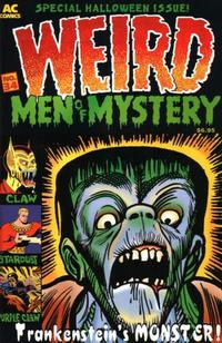 Cover Thumbnail for Men of Mystery Comics (AC, 1999 series) #34