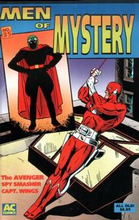 Cover Thumbnail for Men of Mystery Comics (AC, 1999 series) #35