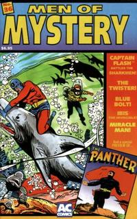 Cover Thumbnail for Men of Mystery Comics (AC, 1999 series) #36