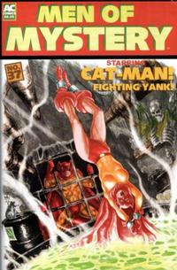 Cover Thumbnail for Men of Mystery Comics (AC, 1999 series) #37