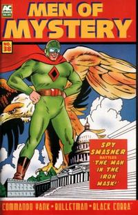 Cover Thumbnail for Men of Mystery Comics (AC, 1999 series) #38