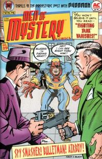 Cover Thumbnail for Men of Mystery Comics (AC, 1999 series) #39