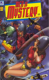 Cover Thumbnail for Men of Mystery Comics (AC, 1999 series) #41