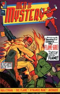 Cover Thumbnail for Men of Mystery Comics (AC, 1999 series) #43