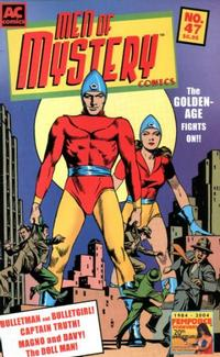 Cover Thumbnail for Men of Mystery Comics (AC, 1999 series) #47