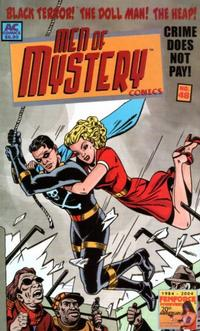 Cover Thumbnail for Men of Mystery Comics (AC, 1999 series) #48