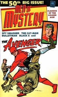 Cover Thumbnail for Men of Mystery Comics (AC, 1999 series) #50