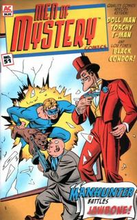 Cover Thumbnail for Men of Mystery Comics (AC, 1999 series) #51