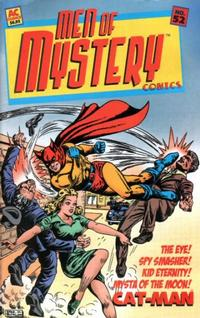 Cover Thumbnail for Men of Mystery Comics (AC, 1999 series) #52