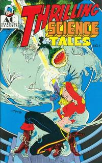Cover Thumbnail for Thrilling Science Tales (AC, 1989 series) #1