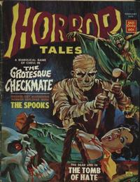 Cover Thumbnail for Horror Tales (Eerie Publications, 1969 series) #v6#1