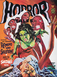 Cover Thumbnail for Horror Tales (Eerie Publications, 1969 series) #v6#2