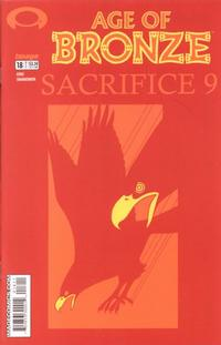 Cover Thumbnail for Age of Bronze (Image, 1998 series) #18