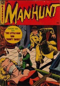 Cover Thumbnail for A-1 (Magazine Enterprises, 1945 series) #77