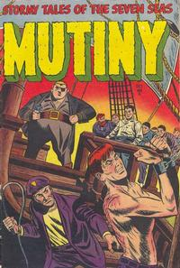 Cover Thumbnail for Mutiny (Stanley Morse, 1954 series) #1