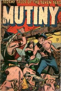 Cover Thumbnail for Mutiny (Stanley Morse, 1954 series) #3