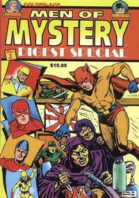 Cover for Golden-Age Men of Mystery Digest Special (AC, 2001 series) #1