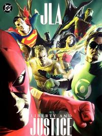 Cover Thumbnail for JLA: Liberty and Justice (DC, 2003 series)