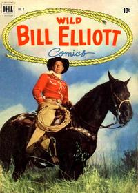 Cover Thumbnail for Wild Bill Elliott (Dell, 1950 series) #2