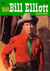 Cover Thumbnail for Wild Bill Elliott (Dell, 1950 series) #5