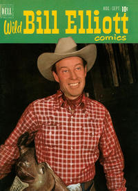 Cover Thumbnail for Wild Bill Elliott (Dell, 1950 series) #6