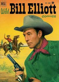 Cover Thumbnail for Wild Bill Elliott (Dell, 1950 series) #7