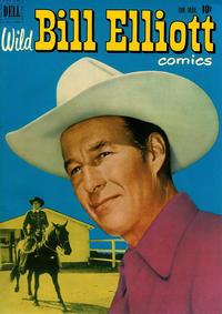 Cover Thumbnail for Wild Bill Elliott (Dell, 1950 series) #8