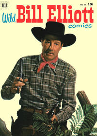 Cover Thumbnail for Wild Bill Elliott (Dell, 1950 series) #10