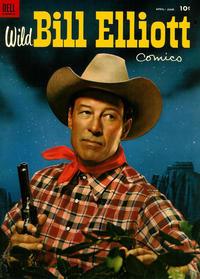 Cover Thumbnail for Wild Bill Elliott (Dell, 1950 series) #13