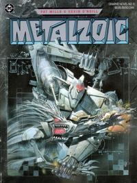 Cover Thumbnail for DC Graphic Novel (DC, 1983 series) #6 - Metalzoic