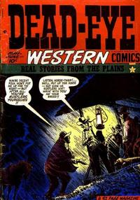 Cover Thumbnail for Dead-Eye Western Comics (Hillman, 1948 series) #v1#4