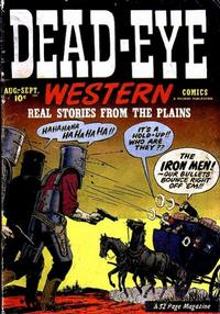 Cover Thumbnail for Dead-Eye Western Comics (Hillman, 1948 series) #v1#11