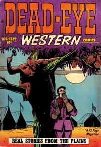 Cover Thumbnail for Dead-Eye Western Comics (Hillman, 1948 series) #v2#5
