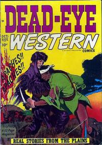 Cover Thumbnail for Dead-Eye Western Comics (Hillman, 1948 series) #v2#6