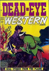 Cover Thumbnail for Dead-Eye Western Comics (Hillman, 1948 series) #v2#6